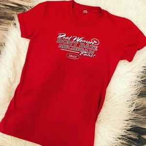 Ohio State Buckeyes Graphic Fitted T-shirt